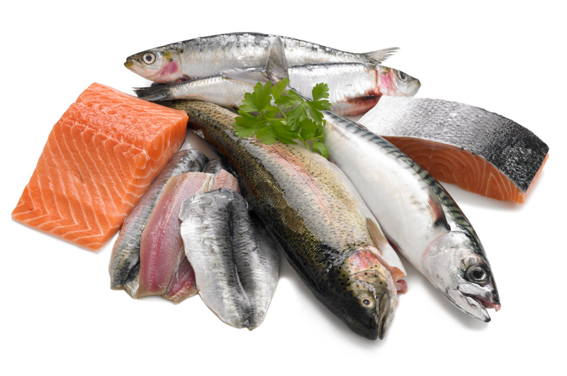 Oily Fish and Omega 3 - Remedies