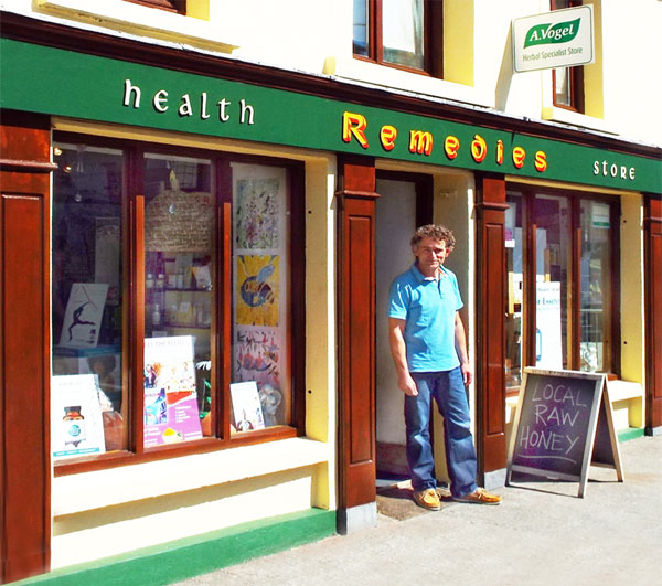 remedies health store dungarvan